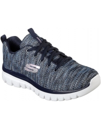 Skechers football sneakers turfgraceful w