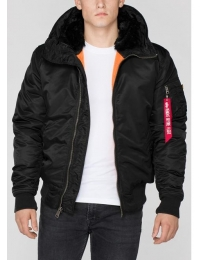 Alpha industries blusão ma 1 hooded