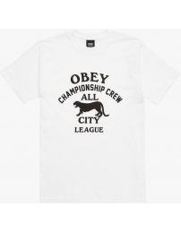 Obey camiseta all city panther