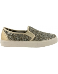 Victoria slip on tweed