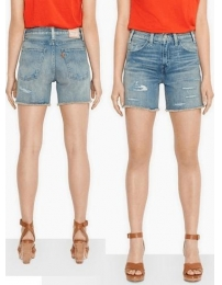 Levis cal.ao high rise cut off w