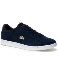 Lacoste football sneakers turfcarnaby evo suede