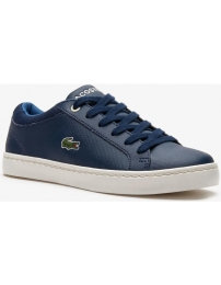 Lacoste sapatilha straightset 119 kids