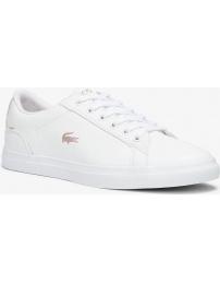Lacoste sapatilha lerond synthetic iridescent jr