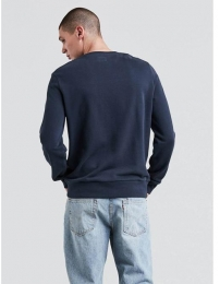 Levis sweatshirt colorblock crewneck