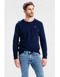 Levis sweat chest logo crewneck