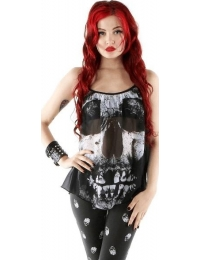 Iron fist blusa loose tooth