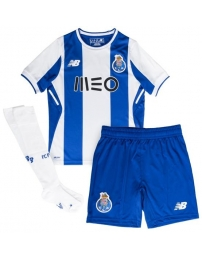 New balance oficial mini kit f.c.porto home 2017/2018 inf