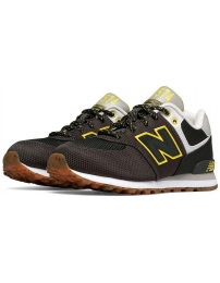 New balance football sneakers turfkl574 inf