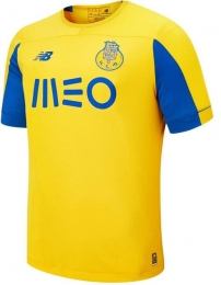 New balance oficial shirt f.c.porto away 2019/2020