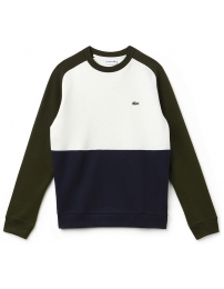 Lacoste sweat color block