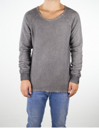 Boombap sweat reglan reversed fleece man