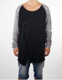 Boombap structure_1 sweatshirt u-bottom