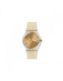 Swatch ss15 - golden sparkle - suok704