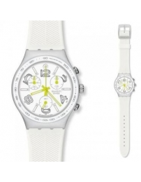 Swatch fw10 ray of light white - ycs4051