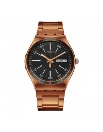 Swatch fw12 charcoal medal rose - ygg704g