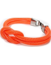 Cabo d'mar reef knot orange fluo