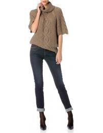 Scripta knit sweater