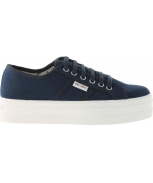 Victoria football sneakers turfplataforma blucher w