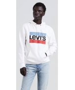 Levis sweat c/gorrauz graphic