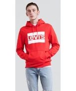 Levis sweat c/capuz graphic