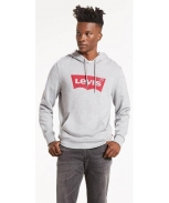 Levis sweat c/ capuz graphic po