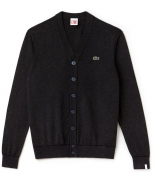 Lacoste overcoat tricot