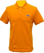 Lacoste l!ve polo shirt shirt col