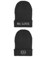 Boombap 69 mr. love beanies unisex
