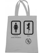 Boombap fleece bag your girl
