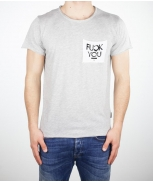Boombap fyou tee r-neck pocket