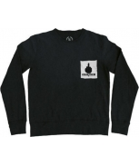Boombap fuck you sweatshirt pocket r-neck