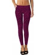 Boombap leopard collant legging