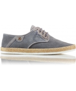 Nobrand bird grey suede