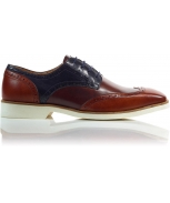 Nobrand raid cognac brown