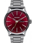 Nixon sentry ss- deep burgundy- a356-2073