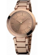 One mujer elegance ouro rosa - ol5735rg52l