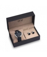 One hombre new distinct box preto