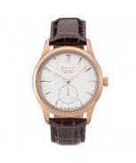 Gant huntington- slv&rgold dial