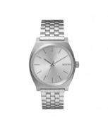 Nixon time teller|all silver