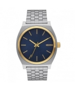 Nixon time teller gold / blue sunray