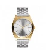 Nixon time teller | gold / silver