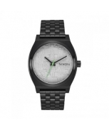 Nixon time teller sw death st black