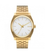 Nixon time teller gold/white - a045-508