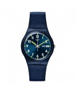 Swatch fw14 - sir blue - gn718