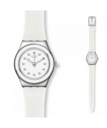 Swatch plummy white - yss277