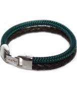 Cabo d'mar indic ocean leather/green