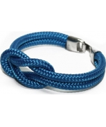 Cabo d'mar reef knot blue
