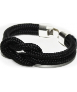 Cabo d'mar reef knot black