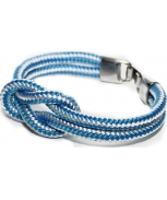 Cabo d'mar reef knot blue mix